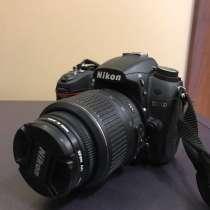 Фотоаппарат Nikon D7000 Kit 18-55, в Москве
