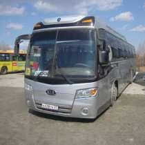 Водитель заказного автобуса, в Хабаровске