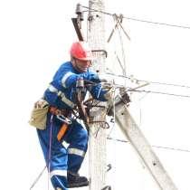 Установка опор лэп, сип, ктп, вл электромонтаж в Самарской, в Самаре