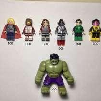 Lego минифигурки Marvel, DC, в Улан-Удэ