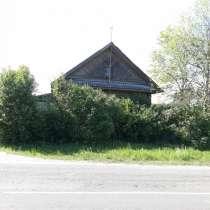 Продается дом с баней и участок в сосновом бору, в Пикалево