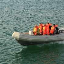 Моторная лодка, в Феодосии