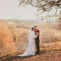 Свадьба в Томске, осенью в Парад Парк Отель, в Томске