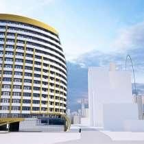 BiResidence – уникальный комплекс премиум-класса, в г.Тбилиси