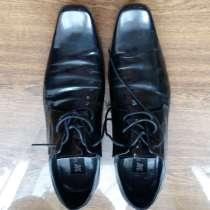 Туфли лаковые, кожаные, черные, MasaiTier. 43-р-р, в Краснодаре