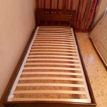 Продается кровать с матрасом, в Москве