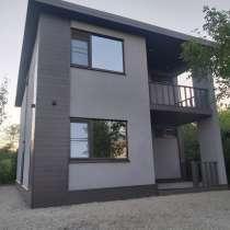 Новый дом 150 кв. м. на 5 сотках, в Ростове-на-Дону