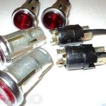 Лампа контрольная 12V красная, в Челябинске