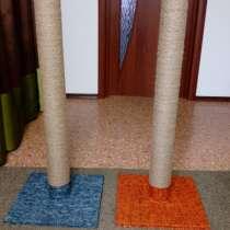Когтеточка 95 см новая, ВЫСОКАЯ, в Новосибирске