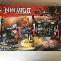 LEGO Ninjago набор «Штаб-квартира сыновей Гармадона», в Самаре