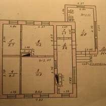 Продается дом 57кв. м участок 6соток выход к речке, в Красном Сулине