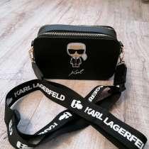 Новая сумочка Karl Lagerfeld, в Новороссийске
