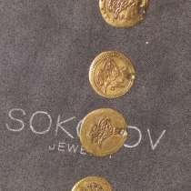 Старые очень, золотые монеты, в Мурманске