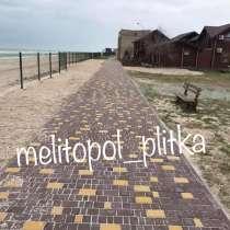 Укладка тротуарной плитки, в г.Мелитополь