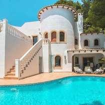 Продажа и аренда виллы с бассейном в Испании, Алтея Хиллс, в г.Altea