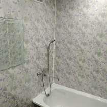 Ванная комната санузел панелями ПВХ, в Челябинске