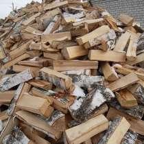 Доставка колотых дров берёза, в Чехове
