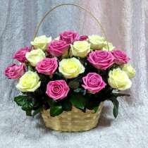 Букеты и композиции из цветов и фруктов, в Сургуте