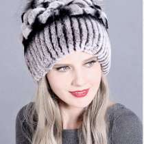 Зимние женские меховые шапки, в Кирове