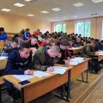 Подготовка к профотбору в ВУЗы МО, МЧС, МВД, в Дмитрове