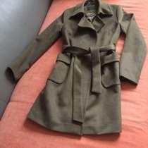 Пальто кошемировое 44 размер, в Уфе