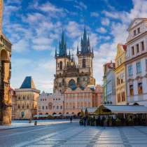 Индивидуальные экскурсии в Праге, в Санкт-Петербурге