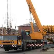 Продам автокран Либхерр Liebherr LTM 1120, 120 тн, в Самаре