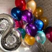Воздушные шары с гелием, в Туле