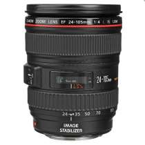 Продам объектив Canon EF 24-105mm f/4L IS USM, в г.Астана