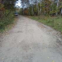 Участок в лесу, в Хабаровске