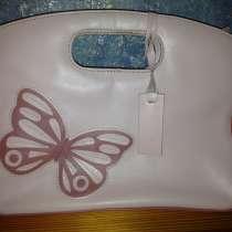 Пудровая сумка azure из натуральной кожи, в г.Шостка