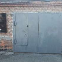 Продам охраняемый гараж в ГСК Мотор 2, в г.Усть-Каменогорск