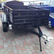 Купить легковой прицеп Днепр-2000х1300х400 и другие модели!, в г.Килия