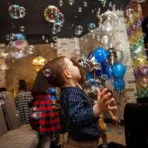 Шоу Мыльных Пузырей, в Добрянке