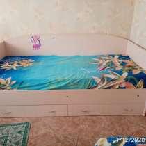 Кровать подростковая с матрасом, в Жигулевске
