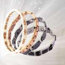 Титановые магнитные браслеты, в Новосибирске