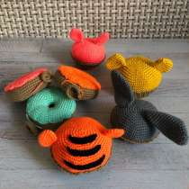 Вязаные игрушки, в Реутове