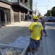 Укладка и продажа тротуарной плитки в Краснодаре, в Краснодаре
