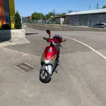 Скутер 50cc установлена сигнализация с автозапуском, в Краснодаре