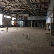 Производство 216 - 3600 м², в Сергиевом Посаде
