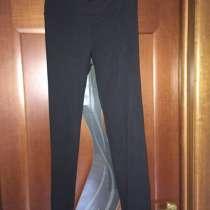 Брюки новые Kasha Италия М 46 чёрные женские по фигуре стрет, в Москве
