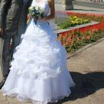 Продам платье свадебное, в г.Глубокое