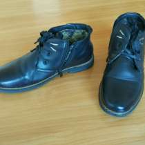 Ботинки зимние черные р. 40-41, в Ишимбае