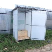 Дачный туалет отличного качества. Доставка бесплатная!, в г.Гродно