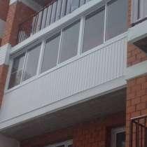 Установка Окон ПВХ, Лоджии, Остекление балконов, в Иркутске