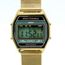 Часы наручные Электроника 52 №1210, в Москве