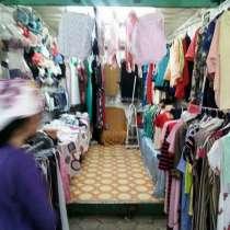 Контейнер на Орто Сайском рынке, в г.Бишкек