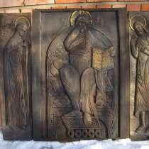 Иконостас, в Москве