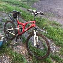 Велосипед, горный, в Анжеро-Судженске