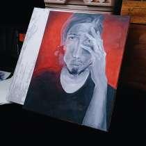 Пишу портреты, в Чите